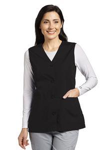 Custom White Cross Vest