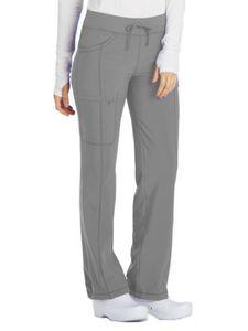 Custom Cherokee Infinity Low-Rise Straight Leg Drawstring Pant