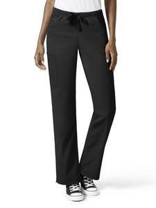 Custom WonderWink WonderTECH Full Elastic Straight Leg Pant