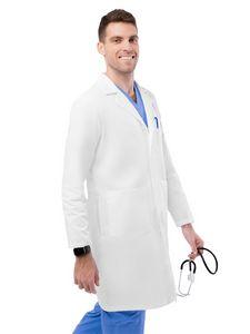 Custom Adar Universal Unisex Midriff Lab Coat