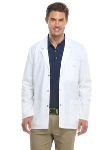Custom Dickies Gen Flex Youtility Snap-Front Lab Coat