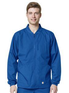 Custom Carhartt Ripstop Zip Front Jacket