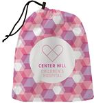 Custom Small Drawstring Bag - Fully Customizable - Full Digital Imprint