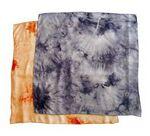 Square 100% Cotton Tie-Dye Bandana Scarf