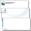 Custom Envelope #10 White Wove printed 1 color