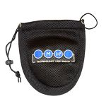 Mesh Drawstring Valuables Pouch