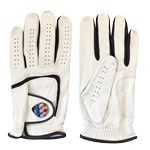 New Nappa Leather Golf Glove w/ Removable Ball Marker