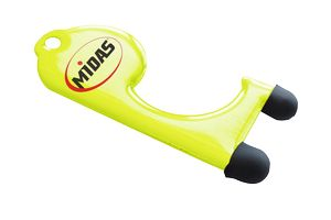 TOUCH-AID branded with Midas logo