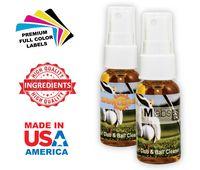 Golf Club & Ball Cleaner Clean 1 Oz. Spray Full Color