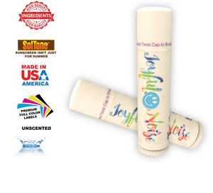 0.5 Oz. Full Color Label Unscented Sunscreen Stick