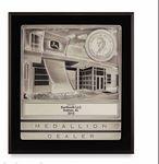 Custom Medallion Dealer Award