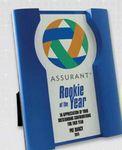 Custom Contemporary Molded Urethane Bar Award (Rookie of the Year)