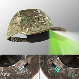 POWERCAP Nightvision w 3 White   3 Green LEDs (Realtree Xtra Camo  strutured) - PS6-164 - IdeaStage Promotional Products 89e0de3787fa