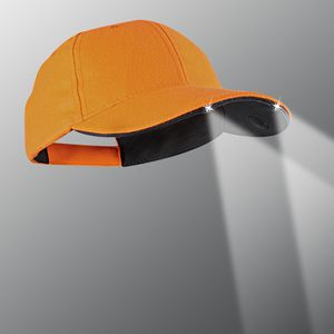 Custom Imprinted Hats with Visor Lights!