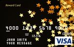 Custom Custom $2000 Visa Reward Card