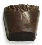 1.12 Oz. Chocolate Popcorn Bucket