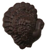 0.16 Oz. Small Chocolate Turkey
