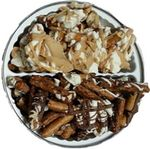 Custom Birch Twigs Chocolate Assortment
