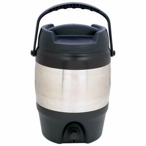 Promotional Product - 13 Qt Beverage Stainless Steel Cooler and Dispenser