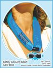 CooLooP Active Water Scarf - Cool Blue
