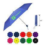 Custom Colored Folding Umbrella (42