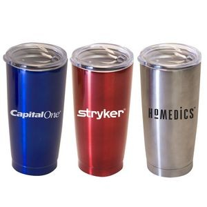 20oz. /591mL Double Wall Insulated Coffee Tumbler