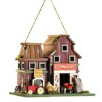 Custom Farmstead Birdhouse