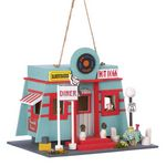 Custom Fifties Diner Birdhouse