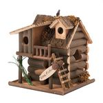 Custom Gone Fishin' Birdhouse