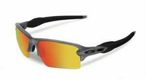 1ad5d4d2faa Oakley Flak Jacket 2.0 XL Plrzd Sunglasses - OO9188-10 - Brilliant ...