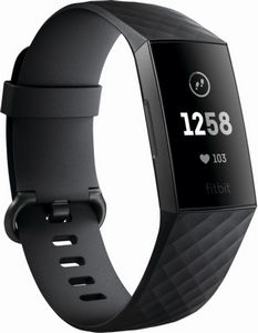 Fitbit Charge 3 Activity Tracker + Heart Rate