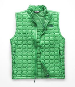 Custom Men's The North Face Thermoball Vest