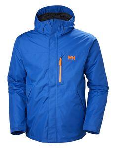 Custom Men's Helly Hansen-Sport Squamish Cis Jacket