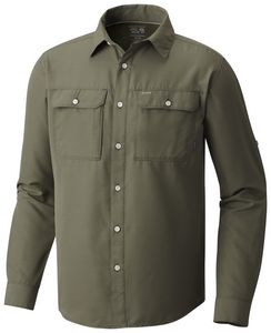 Custom Mountain Hardwear Canyon Long Sleeve Shirt