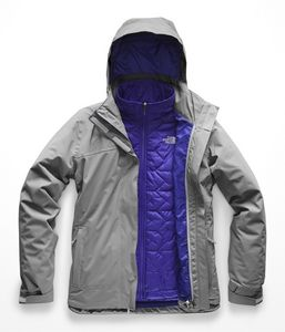 Custom Men's The North Face Carto Triclimate Jacket