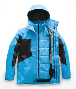 Custom Men's The North Face Clement Triclimate Jacket