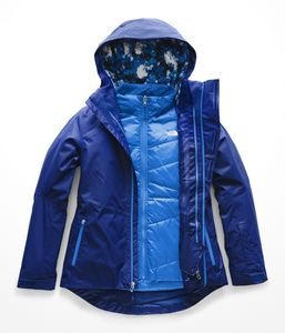 Custom Women's The North Face Clementine Triclimate Jacket