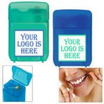 Custom Mint Waxed Dental Floss