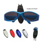 Custom Eyeglass/Sunglass Holder Clip