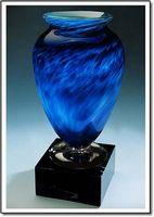 """Midnight Mist Sculpture w/ Marble Base (3.75""""x7.5"""")"""