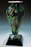 """Jade Glen Athena Vase w/o Marble Base (3.25""""x6"""")"""