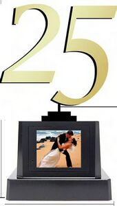 Anniversary Trophy - 10 Year