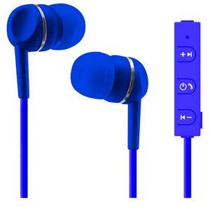 f8c36459426 Sentry Bluetooth® Stereo Earbuds - BT115-BLU - Swag Brokers