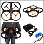 Custom 4.5 Channel Gyro 2.4 Ghz. PANTHER Drone UFO Remote Control Quadcopter