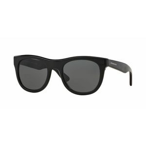 5922b2e56611c Burberry Men s Black Frame Sunglasses - Black Frame w  Gray Gradient Lens -  LUX-0BE4195-300187-52 - Swag Brokers