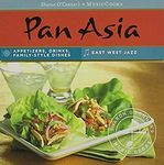 Custom MusicCooks Pan Asia Cookbook w/CD Boxed Gift Set