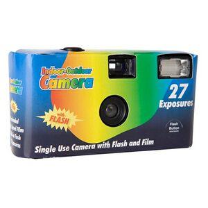 Custom Printed 27 Exposure Disposable Cameras