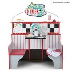 Custom Melissa & Doug Star Diner Restaurant