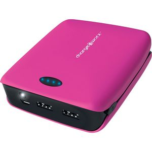 Promotional Product - Chargeworx 10400 mAh Premium Power Bank with Built-in  Dual USB Port