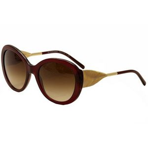 7a26194957adc Burberry Round Tortoise Shell Frame Sunglasses - Tortoise Shell Frame w   Brown Lens - LUX-0BE4191-300213-57 - IdeaStage Promotional Products